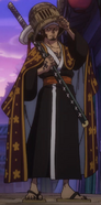 Law's Wano Outfit