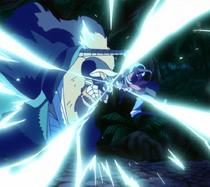 Luffy Fights Roddy