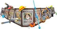 Wanted Mugiwara Pirates Collection Aligned
