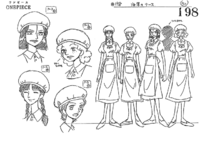 G-8 Nurses Concept Art