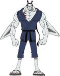 Kuroobi Anime Concept Art