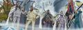 Les vice amiraux Anime