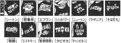 Luffy's Tank Tops
