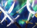 Legendarne miecze