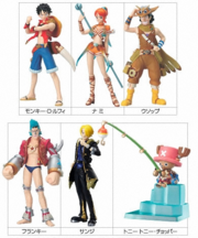 One Piece Locations Trading Figures Unlimited Cruise 2