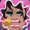 Senor Pink Anime Portrait