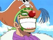 Buggy, der Clown