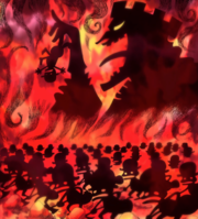 Donquixote Ancestor's Cruelty
