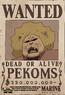 Pekoms's Wanted Poster