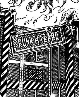 Punk Hazard Manga Infobox