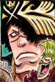 Suleyman coloré dans le Manga