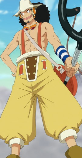 Usopp Anime Post Timeskip Infobox