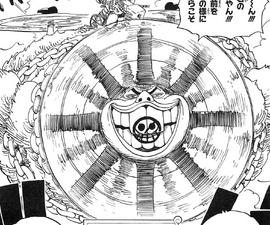 Buffalo Manga Infobox