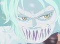 Cara de Monet Monstruo