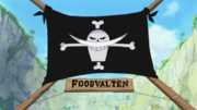 Foodvalten Entrance