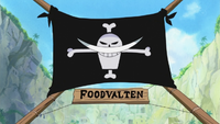 Foodvalten Entrance