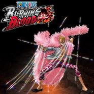 One Piece Burning Blood Donquixote Doflamingo (Artwork)