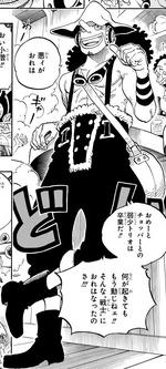 Usopp Manga Post Timeskip Infobox