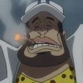 Vice Admiral Yamakajiportait