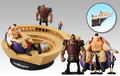 1 To 144 World Scale One Piece Volume 1-4