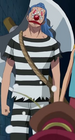 Buggy Impel Down Outfit