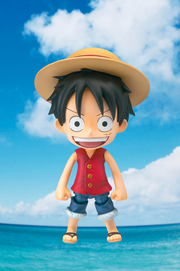 Chibi-Arts Luffy