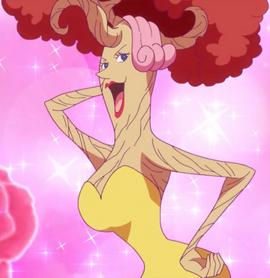 Dame Arbre Anime Infobox