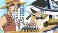 Fight Together Flashback Zoro Part 1
