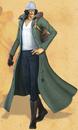 Kuzan Pirate Warriors 2