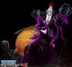 One Piece Burning Blood Gecko Moria & Doppelman (Artwork)