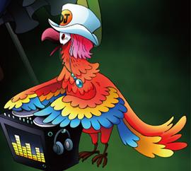 Parrot DJ Anime Infobox