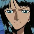 Robin Pre Timeskip Anime Portrait