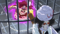 Big Mom Confronts Brook