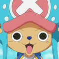Chopper Post Timeskip Anime Portrait