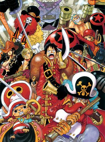 One Piece Фильм: Z