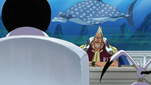 Sengoku Resigns from the Marines