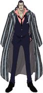 Spandine Anime Concept Art
