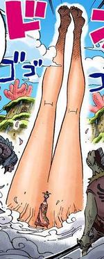 Гигантские ноги