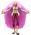 Doflamingo Pirate Warriors 3
