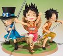 Figuarts ZERO One Piece/2016 - 2018