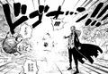 Les Mains de la Mort Manga