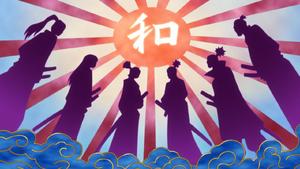 Samouraïs Anime Infobox