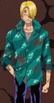 Sanji Movie 2 Third Outfit