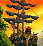 Barco de Bluejam