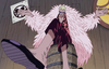 Doflamingo Original Anime Color