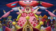 Les Pirates de Big Mom arrivent à Wano