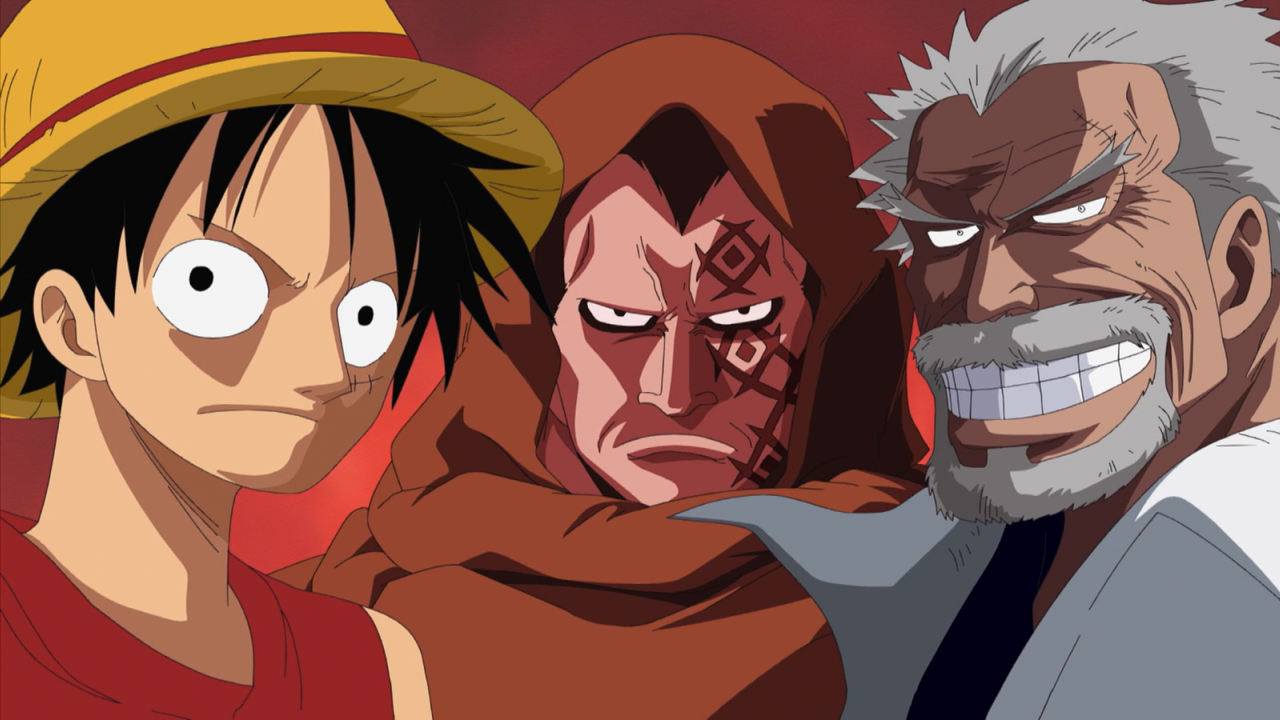 Will Of D One Piece Wiki Fandom