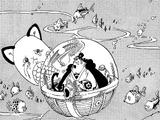 Perjalanan Tunggal Jinbe, Ksatria Lautan