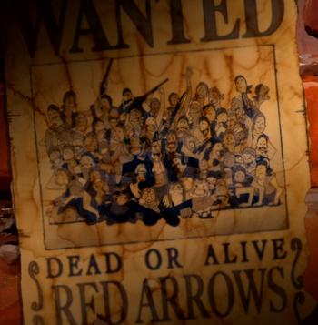 Пираты Красных Стрел
