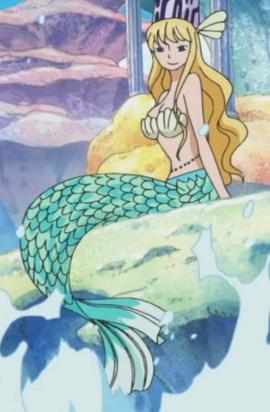 Sora (sirena) Anime Infobox